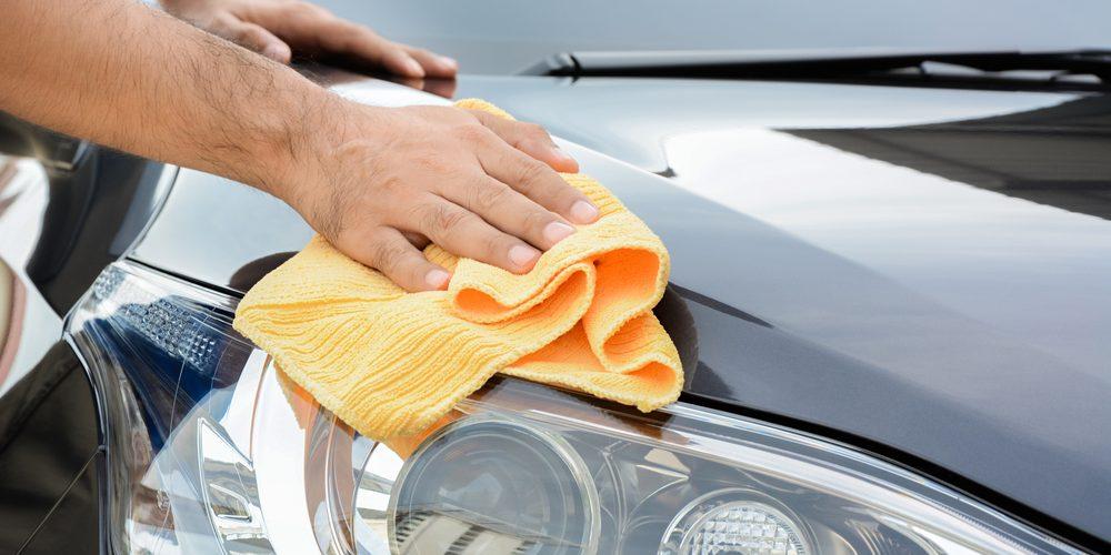 Limpeza de veículos deve seguir regras internas do condomínio