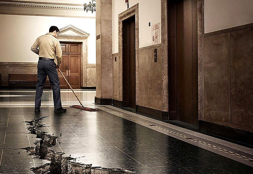 Síndicos podem ser responsabilizados por acidentes em condomínios provocados por falta de manutenção